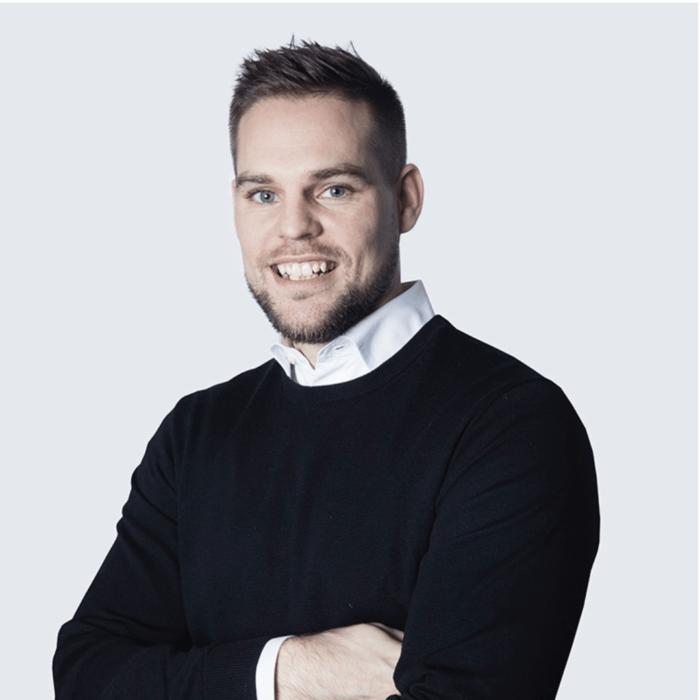 Välkommen tillbaka Niklas Karlsson